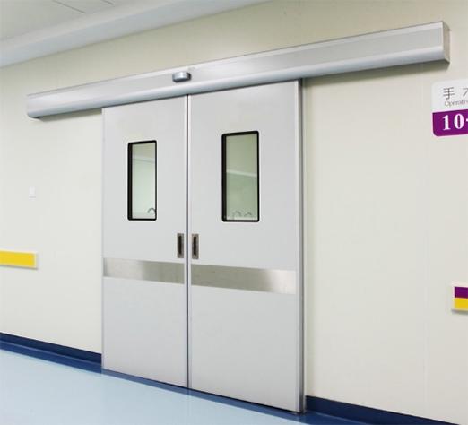 辐射防护门安装