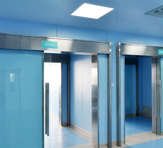 辐射防护门施工