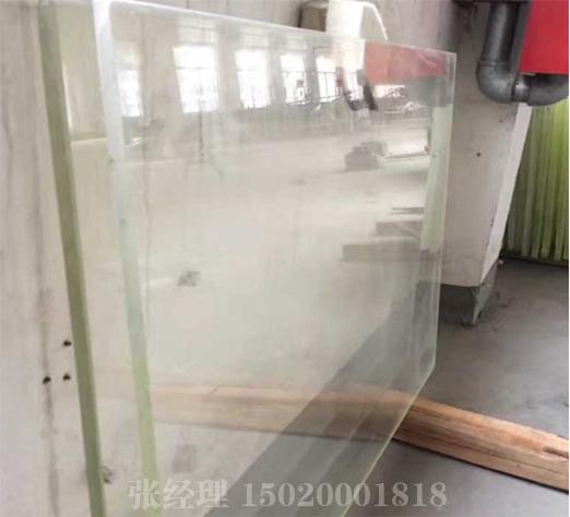 隔音铅玻璃